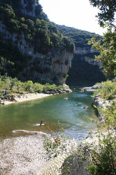 Gorges de l\'Ardèche