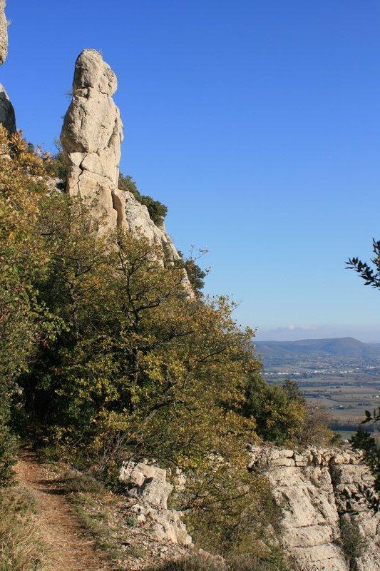 Les hauteurs du Pouzin