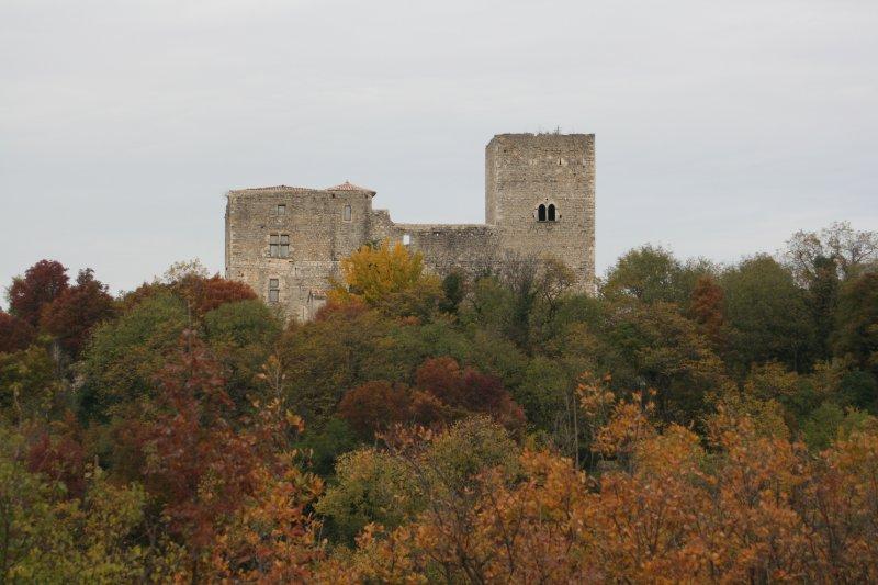 Château des Tourettes