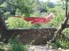 Dans un des jardins lors du week-end Designers