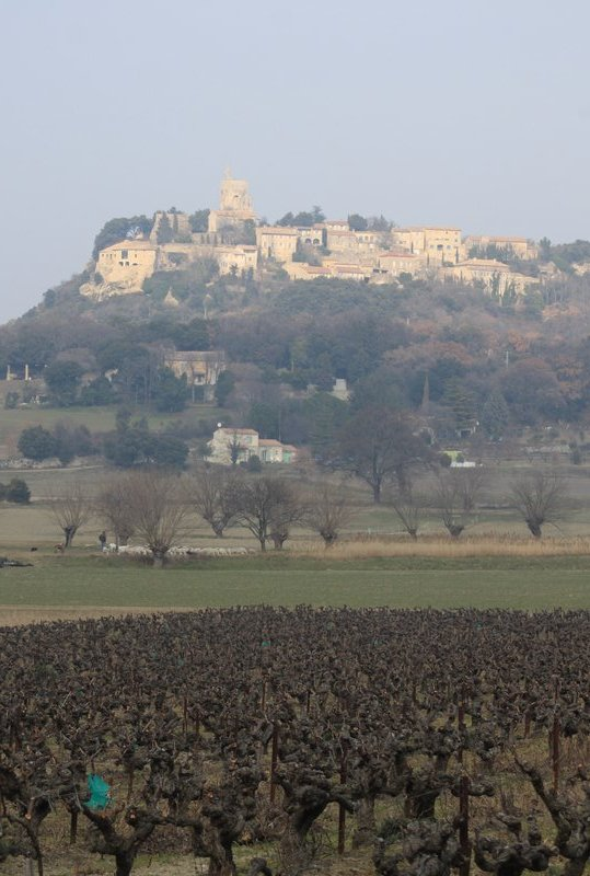 Clansaye en Drôme Provençale