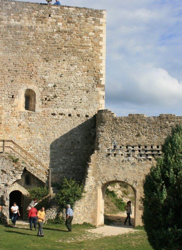 Château de Rochefort en Valdaine